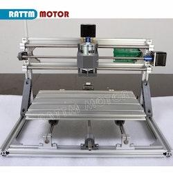 CNC 3018 mini CNC fräs, gravyrmaskin med ER11