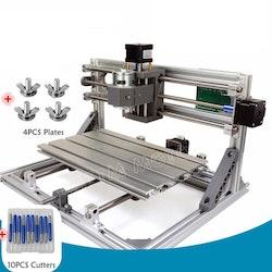 CNC 3018 router fräs, gravyrmaskin utan laser
