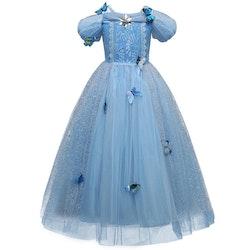 Disney prinsessa, klänning barn strl.5
