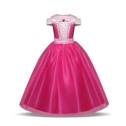 Disney prinsessa Törnrosa, klänning barn strl.9