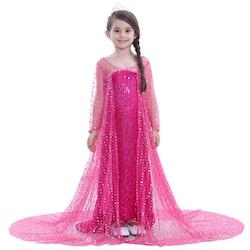 Frost Elsa Anna, klänning barn strl.3T