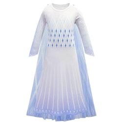 Frost Elsa Anna, klänning barn strl.110