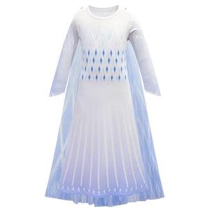 Frost Elsa Anna, klänning barn strl.150