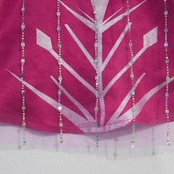 Frost Elsa Anna, klänning barn strl.140