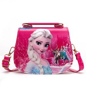 Frost Elsa Anna Disney, väska barn