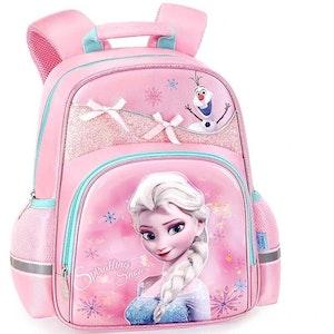 Disney Frost Elsa Anna, ryggsäck barn äkta