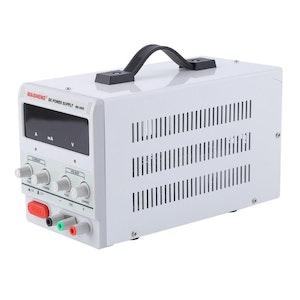 30V 5A DC Ställbart strömaggregat