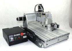 6040Z-S80 CNC 220V Router fräs gravyrmaskin