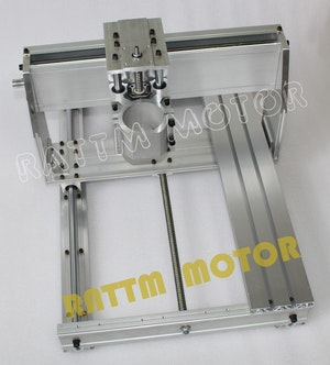 CNC 6040 Router fräs gravyrmaskin Kulskruv 80mm