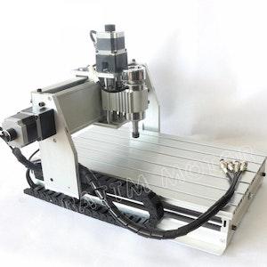 CNC 3040 Z-DQ Router fräs gravyrmaskin kulskruv 500W