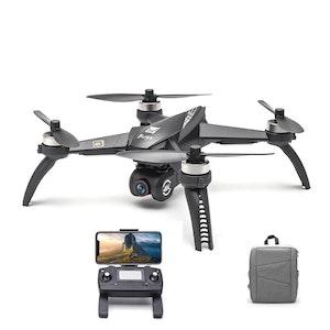 MJX Bugs 5W PRO RC drönare 4K kamera 2 batteri