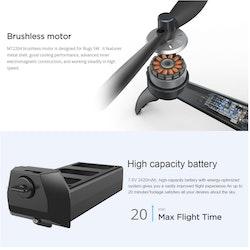 MJX Bugs 5W PRO RC drönare 4K kamera 3 batteri