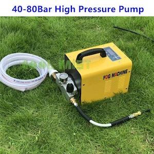S261 Bevattningspump högtrycks dämpning 0,5L