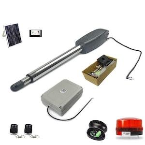 Solar Automatisk grindöppnare kit 2