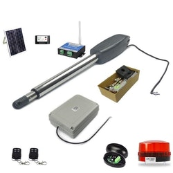 Solar Automatisk grindöppnare kit 4
