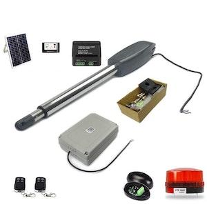 Solar Automatisk grindöppnare kit 5