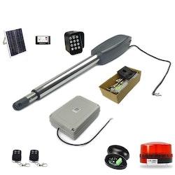 Solar Automatisk grindöppnare kit 7