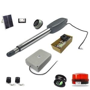 Solar Automatisk grindöppnare kit 6