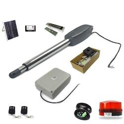 Solar Automatisk grindöppnare kit 8