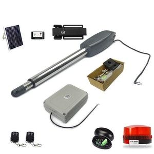 Solar Automatisk grindöppnare kit 9