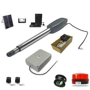 Solar Automatisk grindöppnare kit 10