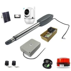 Solar Automatisk grindöppnare kit 11