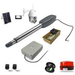 Solar Automatisk grindöppnare kit 14