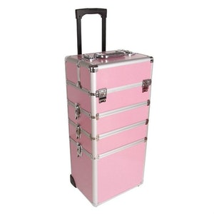 Yonntech Make-up smink resväska löstagbar
