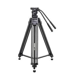 ZOMEi VT666 Kamerastativ med Panoreringsarm