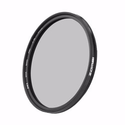 ZOMEi optisk CPL polariserande kamera filter 72mm