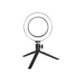ZOMEi Dimbar LED-ringbelysning USB