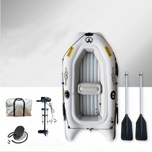 Aqua marina MOTION, Uppblåsbar båt T-18 motor