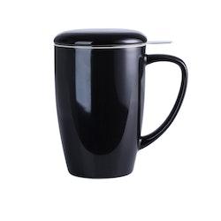 LOVECASA, Te mugg 3-i-1 set svart