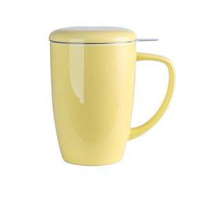LOVECASA, Te mugg 3-i-1 set gul