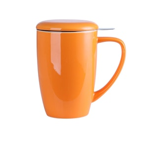 LOVECASA, Te mugg 3-i-1 set orange