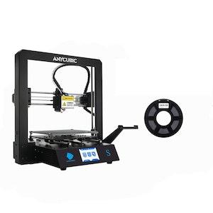 ANYCUBIC i3 Mega S 3d-skrivare 1kg filament