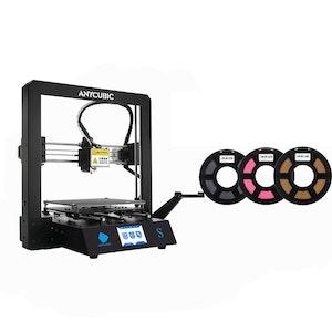 ANYCUBIC i3 Mega S 3d-skrivare 3 kg filament