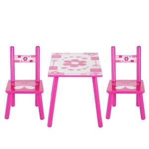 Bord med stolar barn