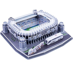 3D pussel Real Madrid arena