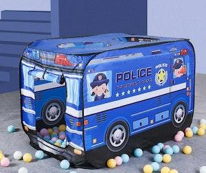 Lektält Polisbil