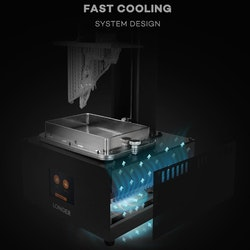 SLA 3D-skrivare