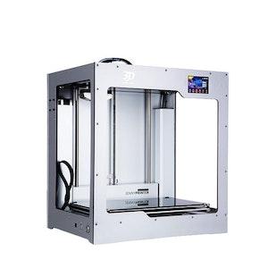 X340 dubbla extruders 3D-skrivare silver
