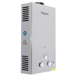Gasolvarmvattenberedare 8L