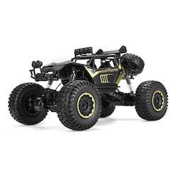 Radiostyrdbil monstertruck, svart
