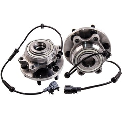 2st Framnav Hjullagerssats Inc ABS Sensor  Nissan Pathfinder R51 2005-2010