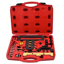 Bensinmotor Setting Låsning Timing Tool Kit set Kedjedrift cam N42 N46 N46T