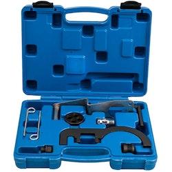 Motorjustering Verktygs kamkedjan ändring  BMW N47 N57 E81 e90 E60 E84 E83