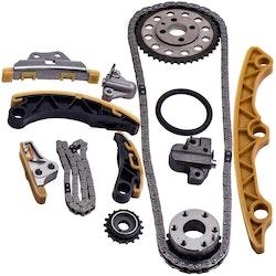 Timing oljepump Chain Tensioner Guide Kit  MAZDA 3 6 CX7 2,2 Diesel R2AA