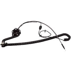 Skjutdörr Cable Track höger  MERCEDES 224 324 424 524 w906 3.5L 258ps