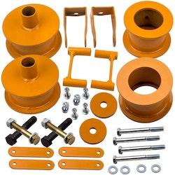 Full 3 '' Fram Bak Lift Kit  Jeep Wrangler Rubicon Sport Utility 2-dörrars 20